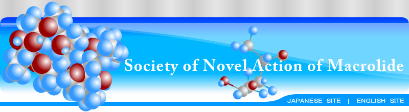 Society of Novel Action of Macrolide
